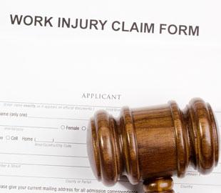 Lewis & Wilkins - Work Injury Form